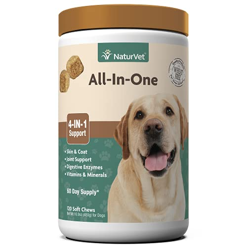 NaturVet All-in-One 4-IN-1 Support For Dog