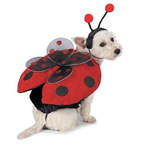 Casual Canine Ladybug Costume