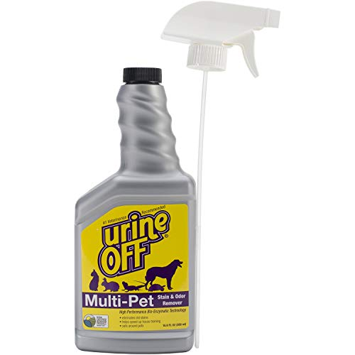 Urine Off Pet Urine Stain Remover