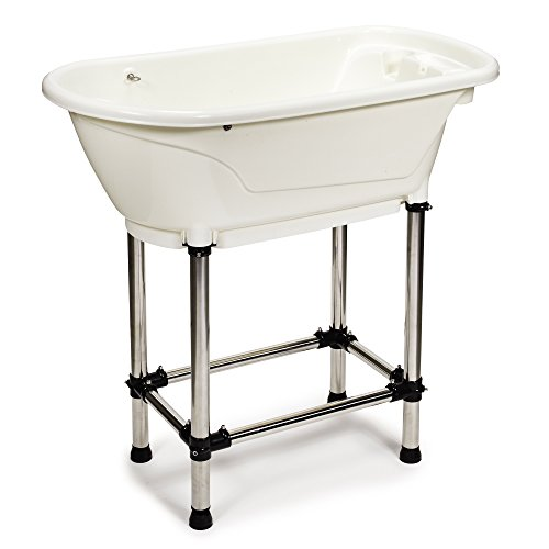 Master Equipment Bathe & Go Dog Groomer's Tub