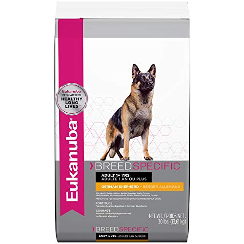 Eukanuba German Shepherd Nutrition Dog Food
