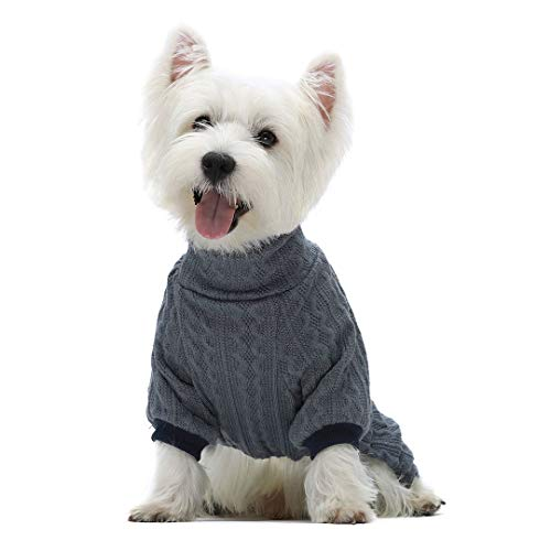 Fitwarm Turtleneck Knitted Sweater