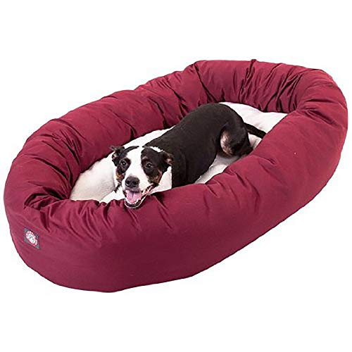 Majestic Pet Bagel Large Dog Bed
