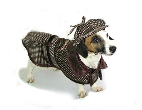 Puppe Love Sherlock Hound Dog Costume