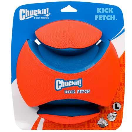 Chuckit Kick Fetch Toy Ball
