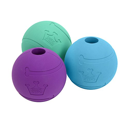 Chew King Extremely Durable Fetch Balls