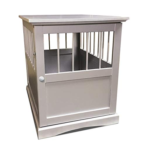 Furhaven Dog Crate End Table