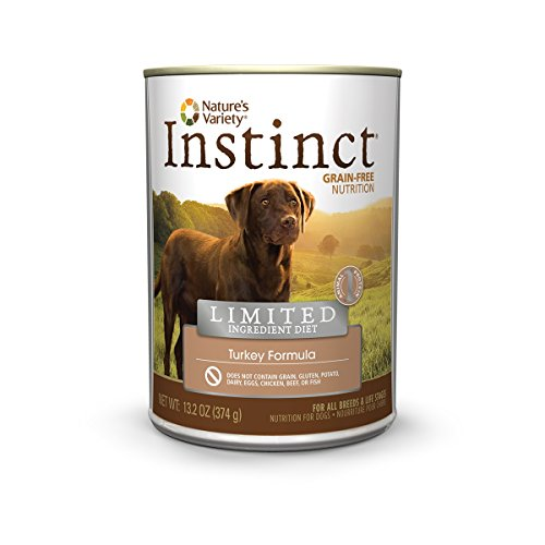 Nature's Variety Instinct Limited Ingredient Wet Food