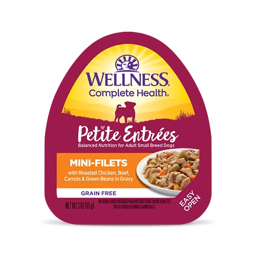 Wellness Petite Entrees Wet Small Breed Dog Food