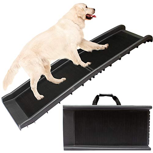 Downtown Pet Supply Dog Foldable Pet Stairs