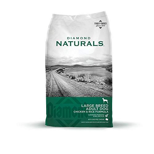 Diamond Naturals Large Breed Dry Food