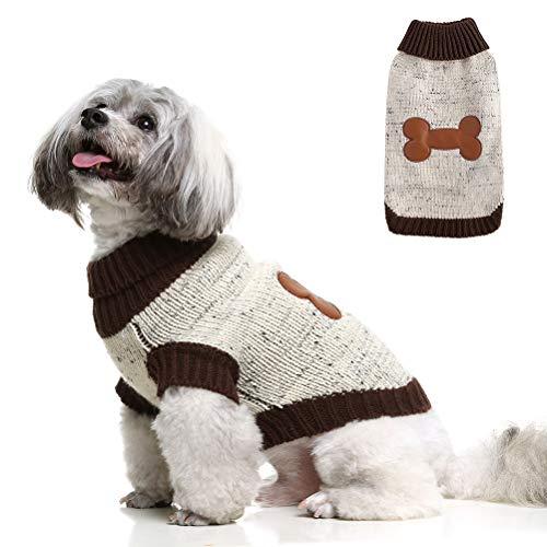 BingPet Ugly Christmas Dog Sweater