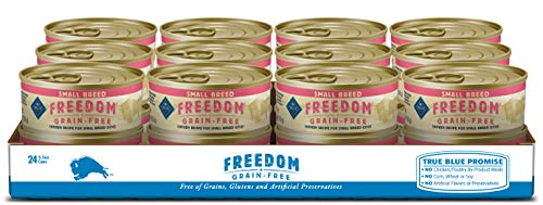BLUE Freedom Adult Small Breed Wet Dog Food