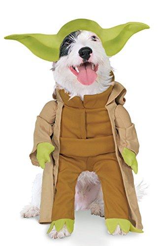 Yoda Halloween Dog Costume