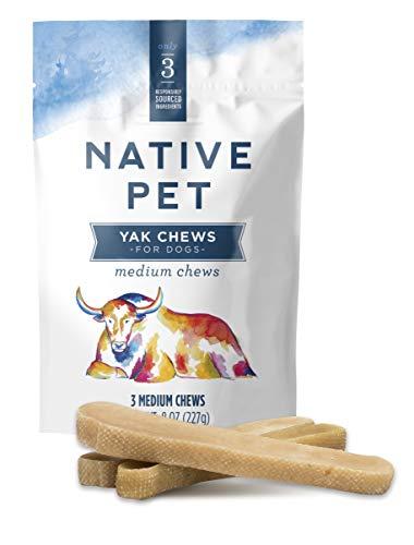Native Pet Yak Chews