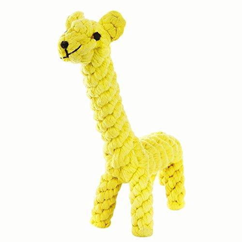 Giraffe Rope Chew Toy