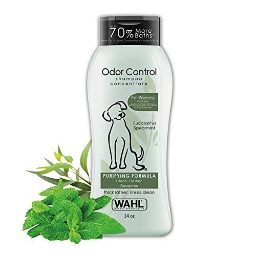 Wahl Natural Pet Odor Shampoo