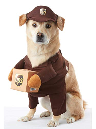 UPS Pal Pet Halloween Costume