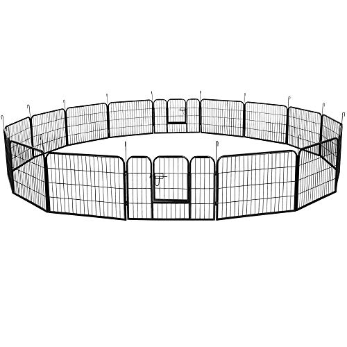 Yaheetech Heavy Duty Barrier Playpen