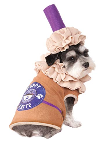 Rubie's Iced Coffee Pet Costume