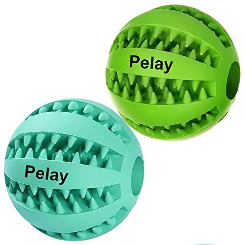 Pelay Treat Dispensing Dog Ball