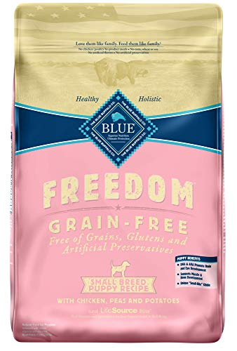 BLUE Freedom Small Breed Puppy Dry Dog Food