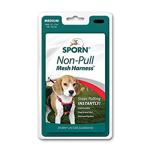 Sporn Nylon No-Pull Dog Harness