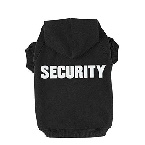 BingPet Security Puppy Hoodie
