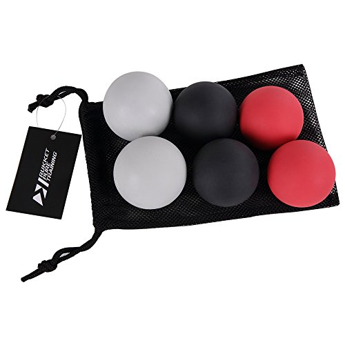 Rukket All Natural Rubber Dog Balls