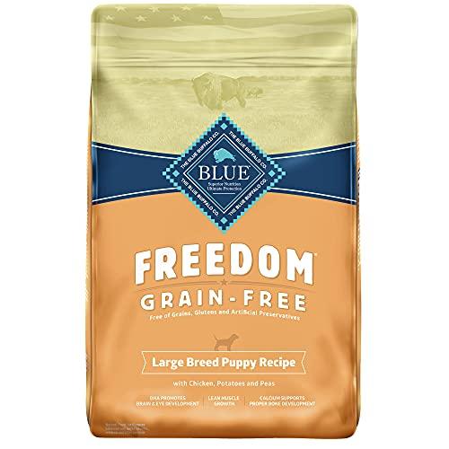 Blue Buffalo Freedom Large Breed Puppy Food