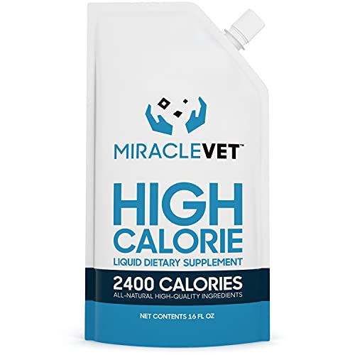 Miracle Vet High Calorie Weight Gainer