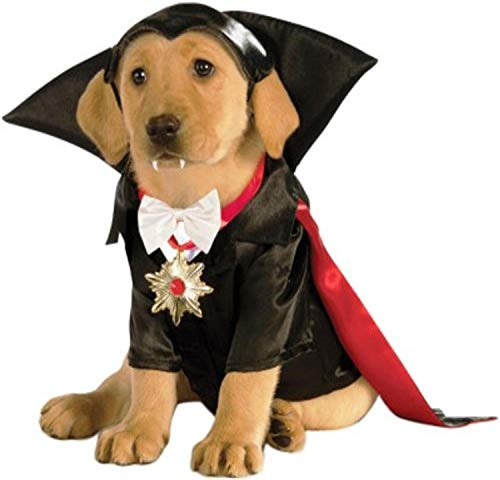 Classic Movie Monsters Dracula Pet Costume
