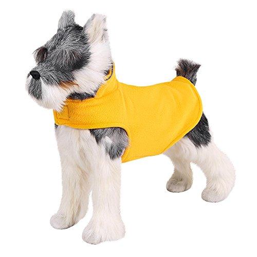 Foreyy Reflective Dog Fleece Coat
