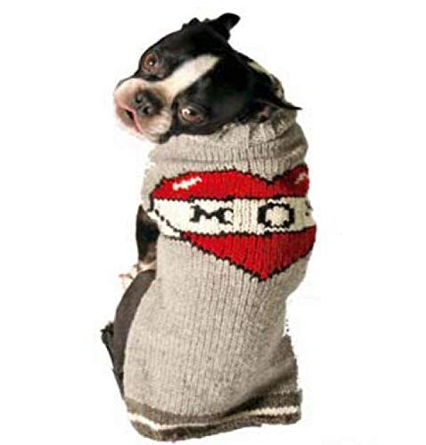 Chilly Dog Tattooed Mom Sweater