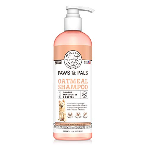 Paw & Pals Organic Shampoo & Conditioner