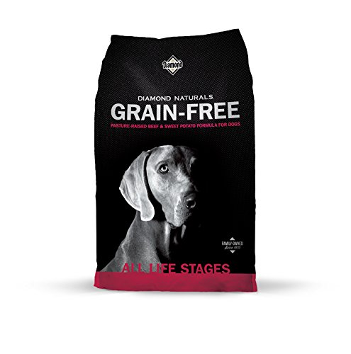 Diamond Naturals Grain Free Beef Dry Dog Food