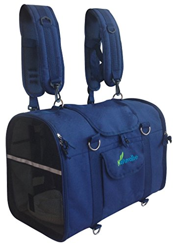 Natuvalle 6-in-1 Sturdy Pet Carrier Backpack