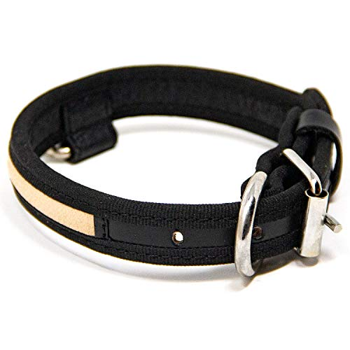 Logical Leather Premium Leather Dog Collar