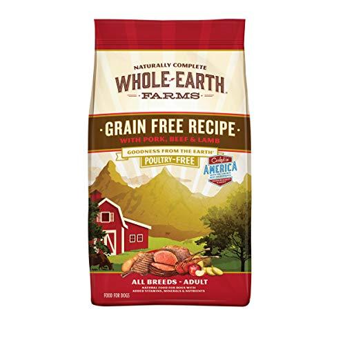 Whole Earth Farms Grain Free Recipe Dry Food