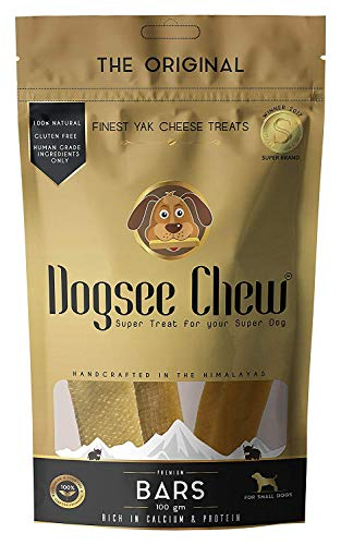 Dogsee Chew Dental Bars
