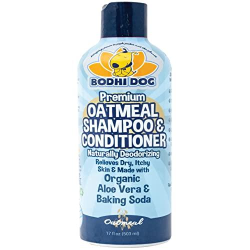 All Natural Pet Oatmeal Shampoo