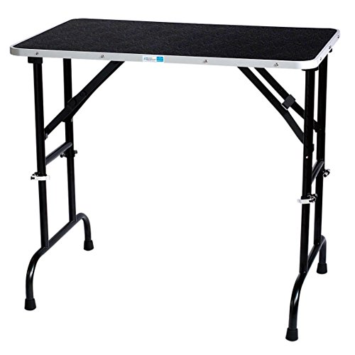 Master Equipment Adjustable Grooming Table