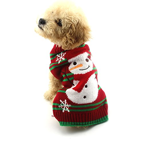 Nacoco Snow Dog Sweater