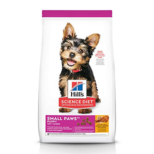 Hill's Science Diet Puppy Small & Toy Breed Dog Food