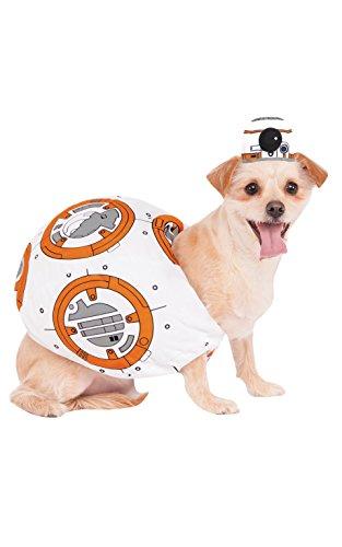 Star Wars VII: The Force Awakens BB-8 Costume