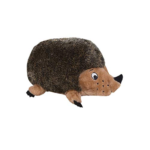 Outward HoundHedgehogz Plush Rattle and Squeak Toy