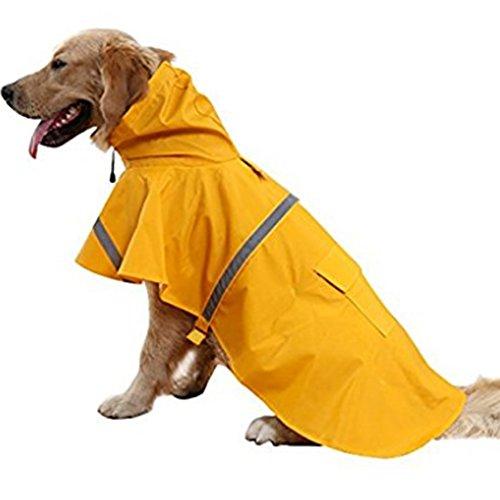 NACOCO Large Dog Raincoat