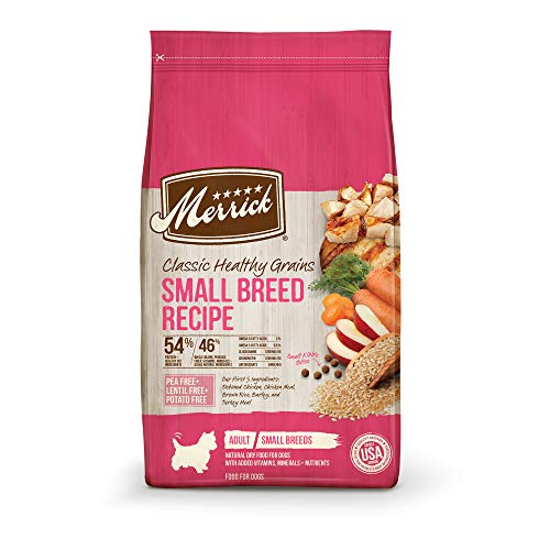 Merrick Classic Small Breed Dog Food