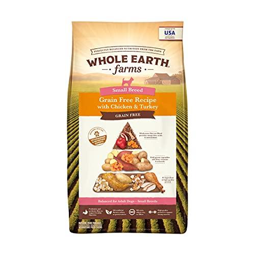Whole Earth Farms Small Breed Recipe Dry Food