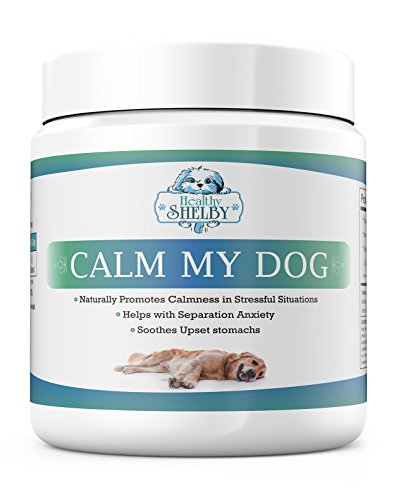 Healthy Shelby Calm My Dog Calming Treats